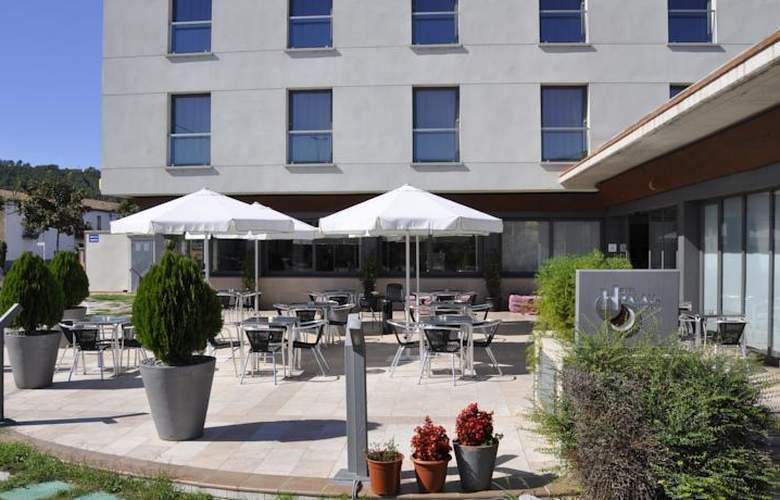 Palau de Girona - Terrace - 5