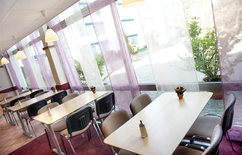 Best Western Achim Bremen - Restaurant - 33
