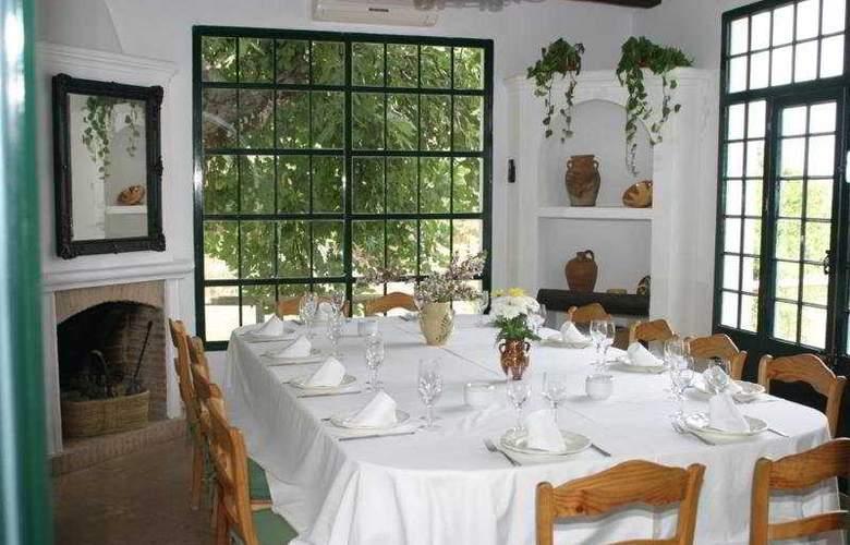 Finca Valbono - Restaurant - 3