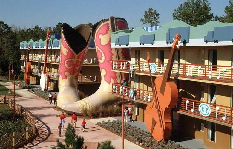 Disney's All Star Music Resort - General - 3