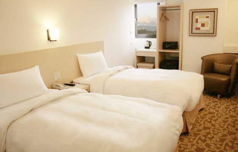 Green World Hotel Song Jiang - Room - 6