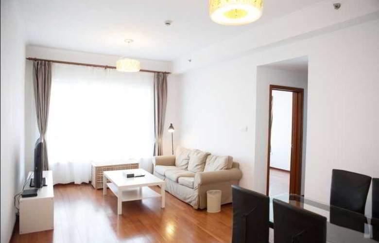 Yopark Serviced Apartment-Hui Ning Garden - Room - 10