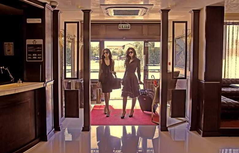 Park Hotel Plovdiv - Hotel - 6