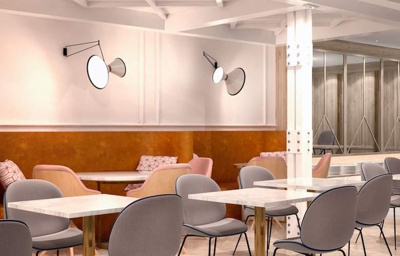 Vincci Centrum - Restaurant - 16