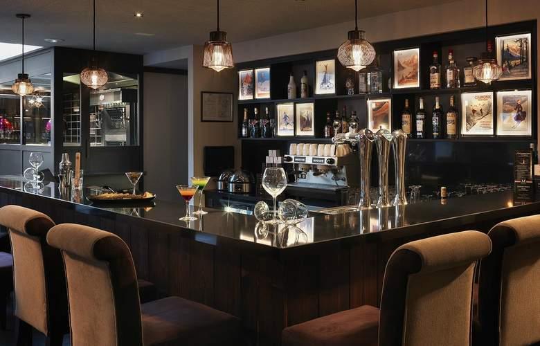 Le Prieure Chamonix - Bar - 2