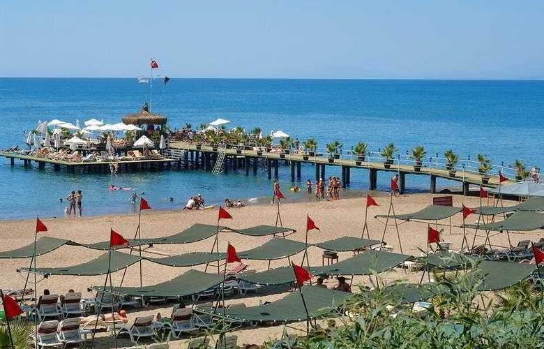 Delphin Palace - Beach - 9