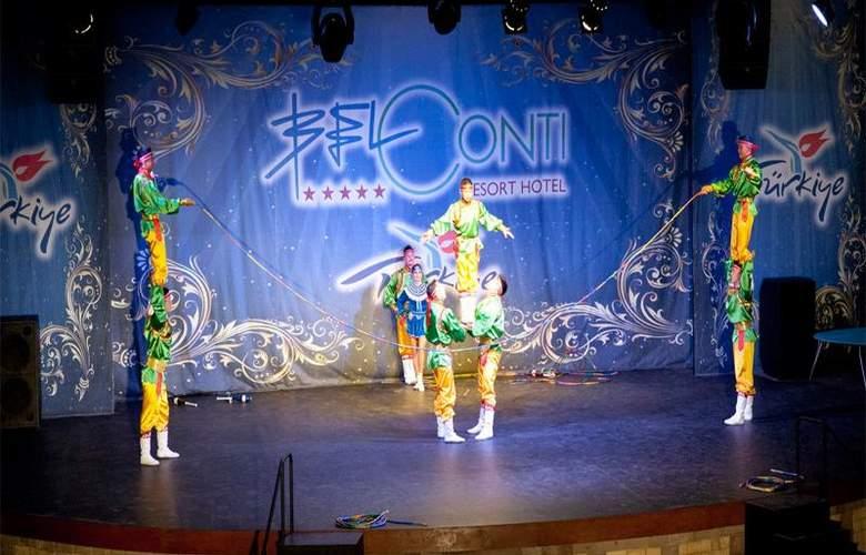 Belconti Resort - Sport - 107