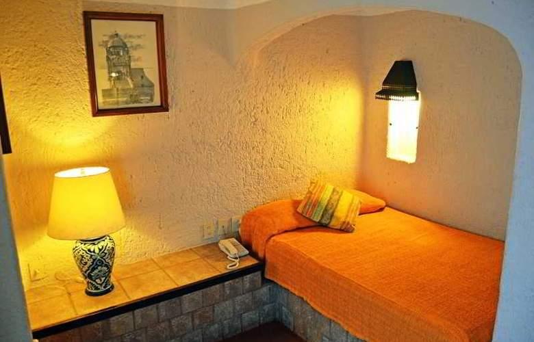Villas Arqueologicas Cholula - Room - 19