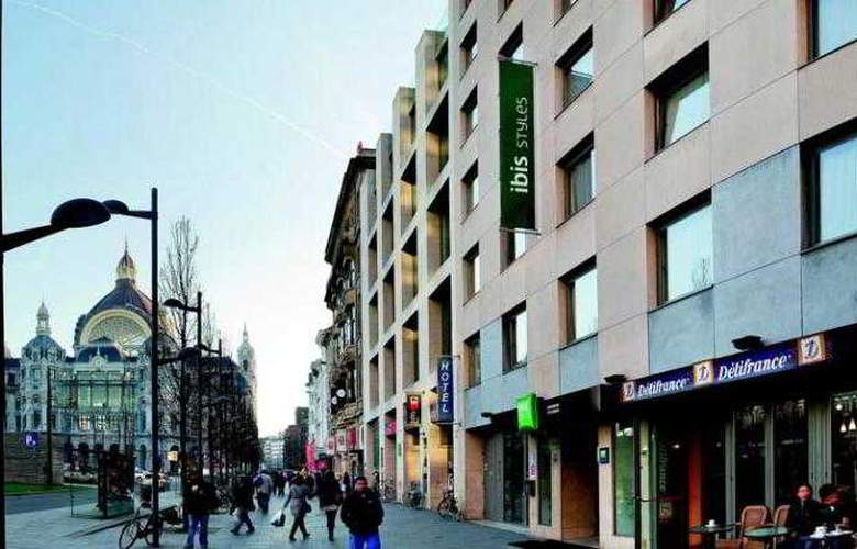 Ibis Styles Antwerpen City Center - Hotel - 1