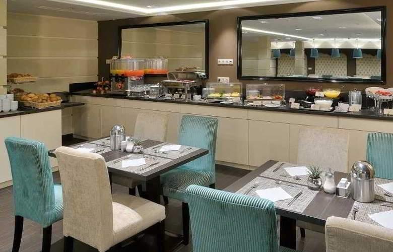 La Prima Fashion Hotel - Restaurant - 8