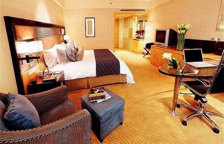 Crowne Plaza Fudan - Room - 4