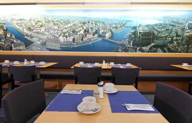 Basilea Swiss Quality Hotel - Restaurant - 7