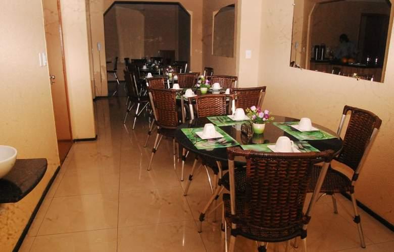 Angica Golden Hotel - Restaurant - 0