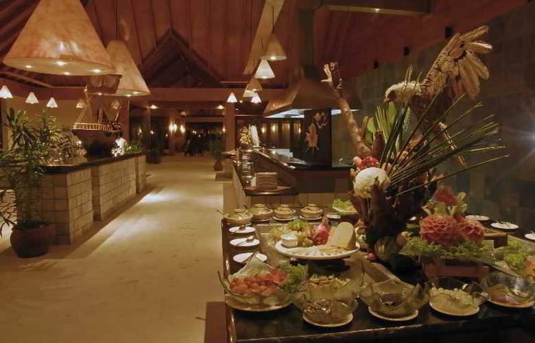 Herathera Island Resort - Restaurant - 4