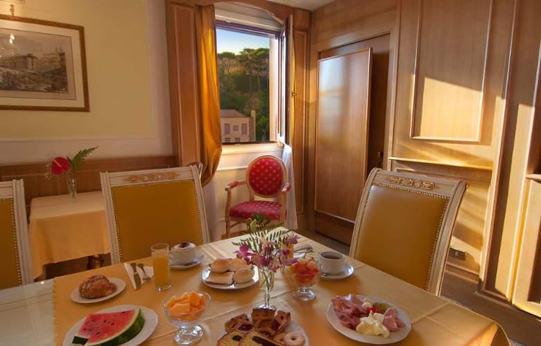 Residenza Paolo VI - Restaurant - 17