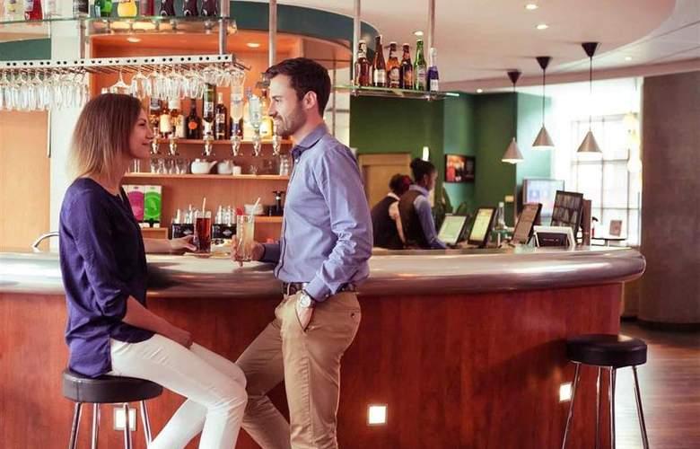 Novotel Suites Paris Velizy - Bar - 35