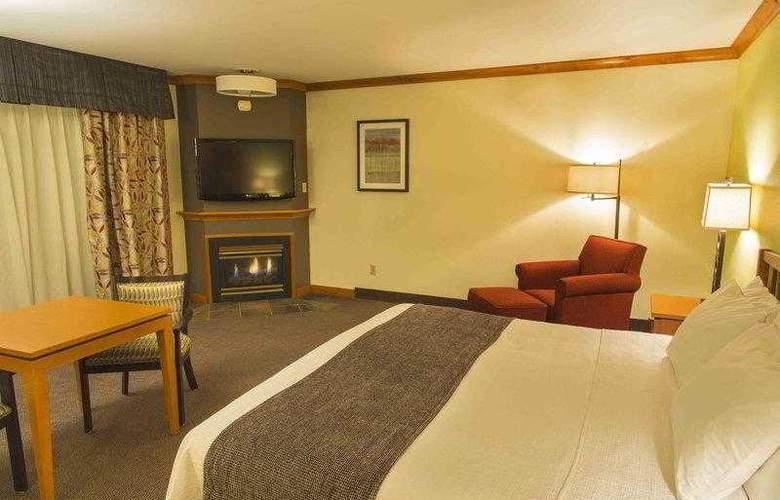 Best Western Rocky Mountain Lodge - Hotel - 5