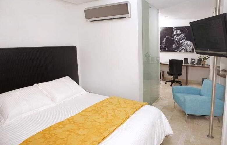 Plazamar Hotel Boutique - Room - 4