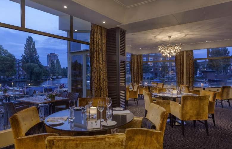 Wyndham Apollo Hotel Amsterdam - Restaurant - 5