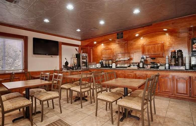 Best Western Kingsville Inn - Restaurant - 112