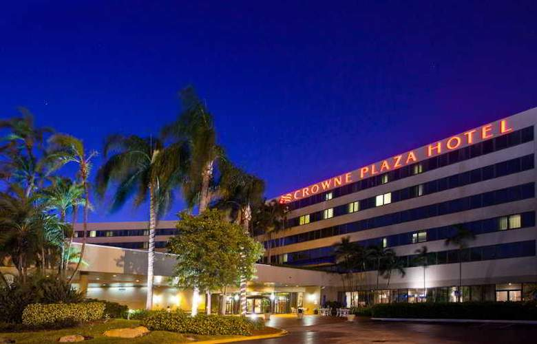 Crowne Plaza Miami Airport - Building - 5