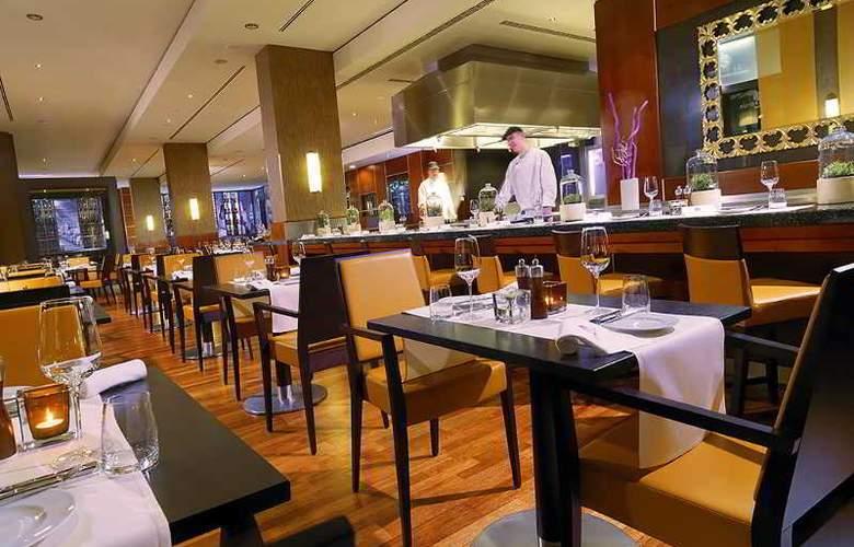 Marriott Berlin - Restaurant - 25