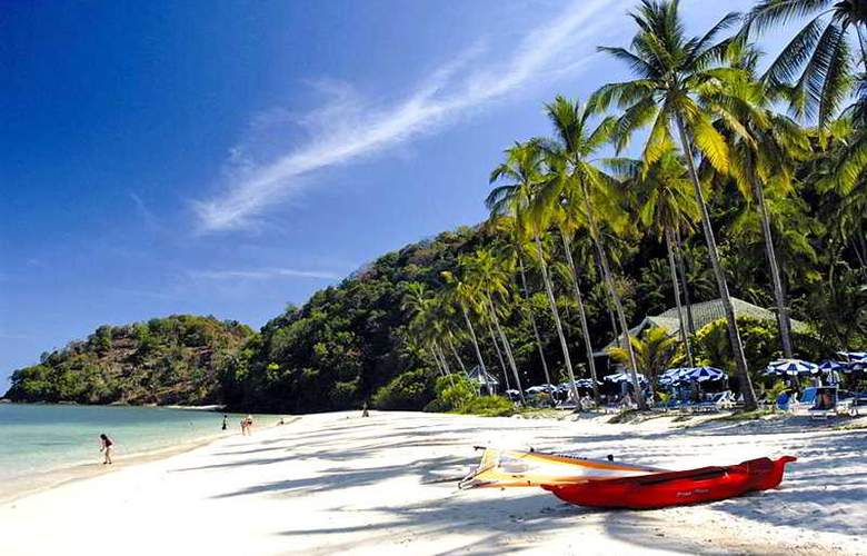 Kantary Bay Hotel Phuket - Beach - 8