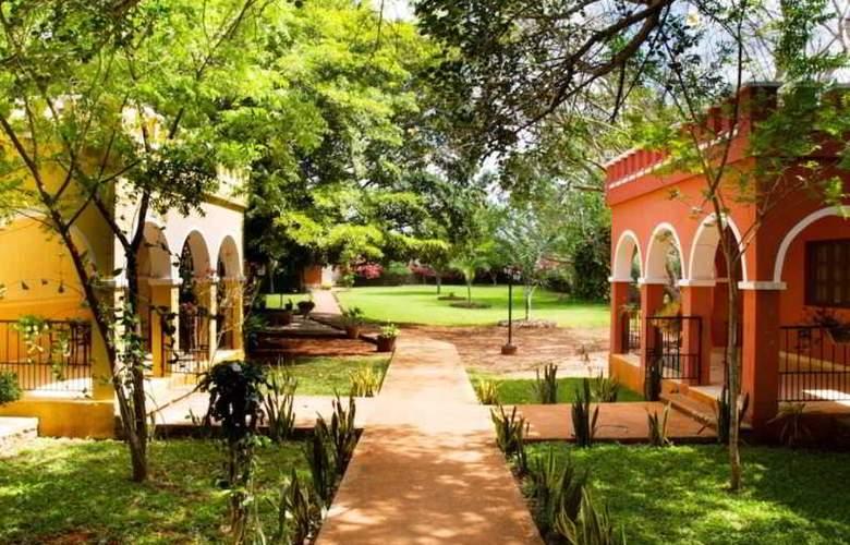 Hacienda Kaanac - Hotel - 8
