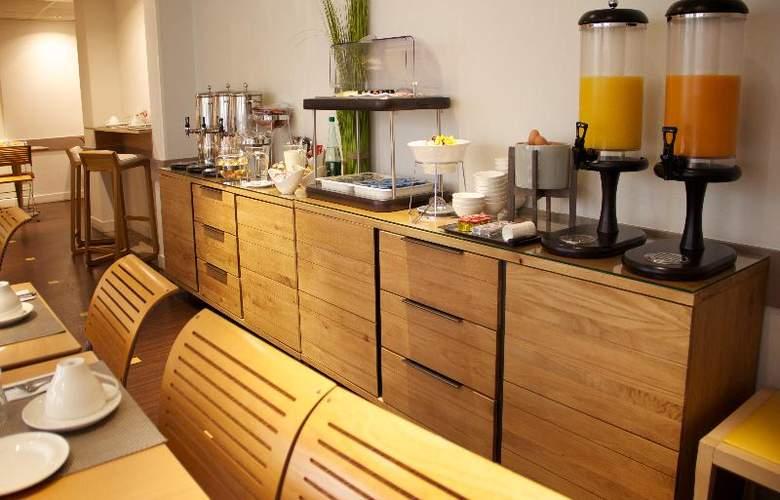 Residence Richemont - Restaurant - 20