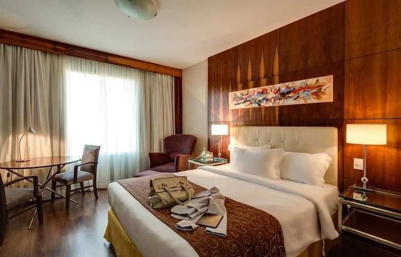 Mercure Apartments Belo Horizonte Lourdes - Room - 46