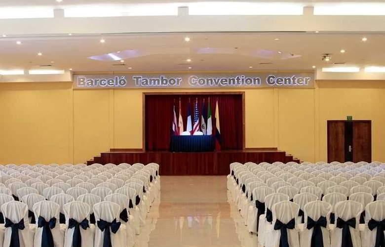 Barceló Tambor - Conference - 15