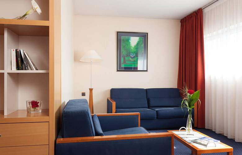 Forest Hill Paris - La Villette - Room - 11