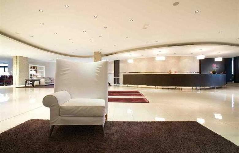Pullman Bordeaux Lac - Hotel - 10