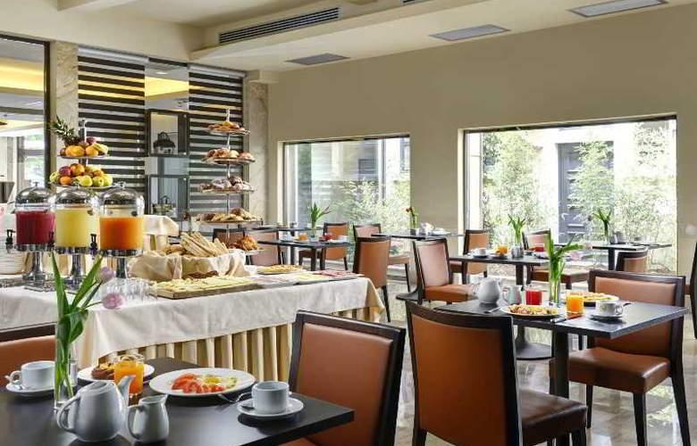 Grand hotel Mediterraneo - Restaurant - 5