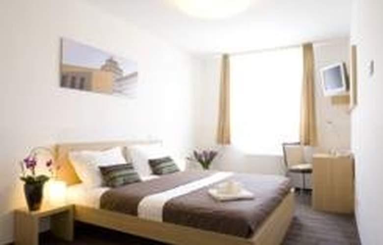 Ahotel Ljubljana - Room - 5