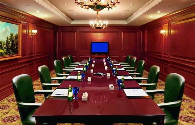 The Ritz Carlton Santiago - Conference - 12