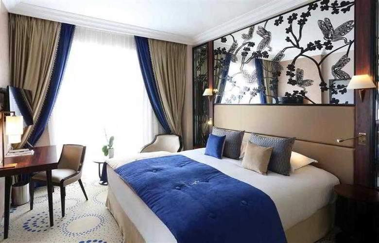 Le Regina Biarritz Hotel & Spa - Hotel - 9