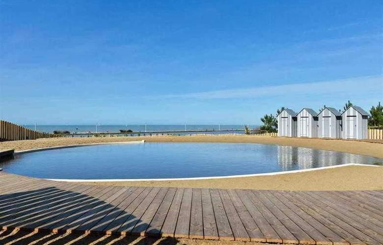 Cote Ouest Thalasso & Spa Les Sables d'Olonne - Hotel - 25