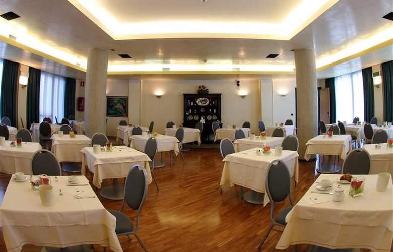 Best Western Hotel Dei Cavalieri - Restaurant - 22