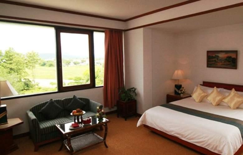 Centara Mae Sot Hill Resort - Room - 7