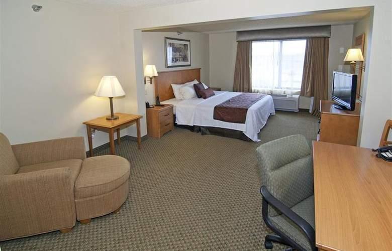 Best Western Plus Coon Rapids North Metro Hotel - Room - 59