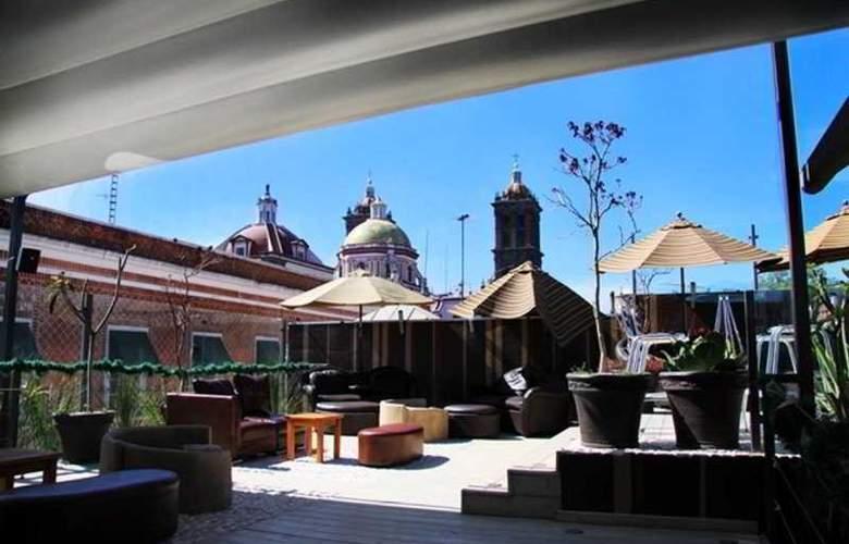 Boutique Puebla de Antaño - Terrace - 3