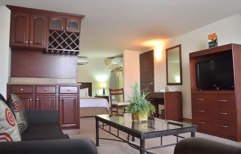 Hotel Valle Grande Obregon - Room - 6