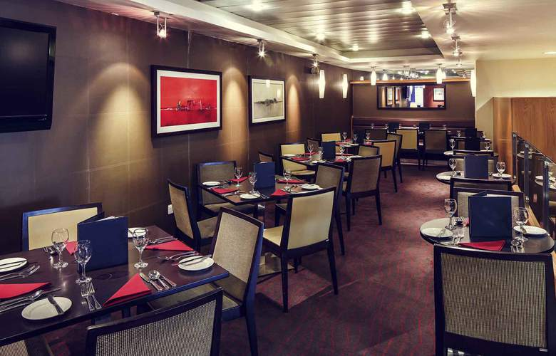Mercure Glasgow City - Restaurant - 3