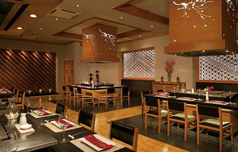 Now Sapphire Riviera Cancun - Restaurant - 14