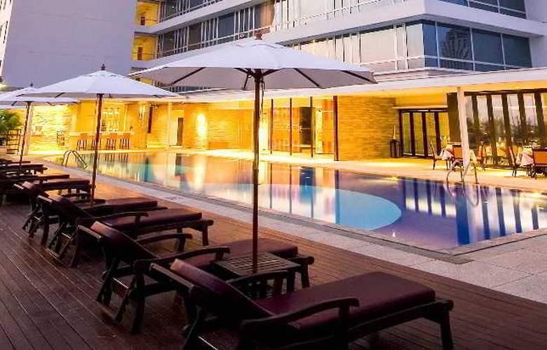 Eastin Hotel Makkasan Bangkok - Hotel - 10