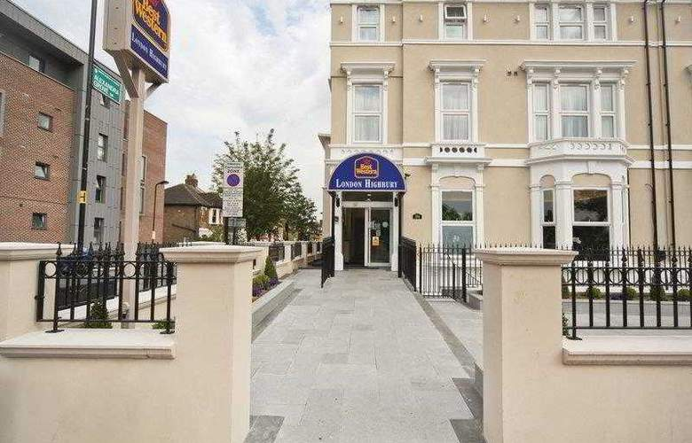 Best Western London Highbury - Hotel - 5