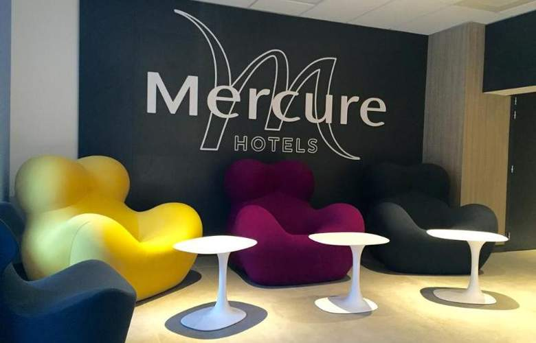 Mercure Paris Alesia - Hotel - 4