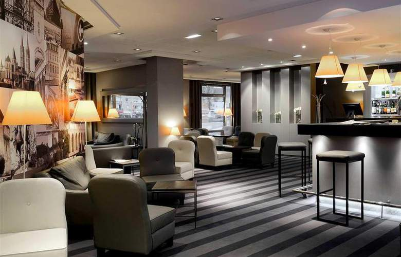 Mercure Caen Centre Port de Plaisance - Restaurant - 43