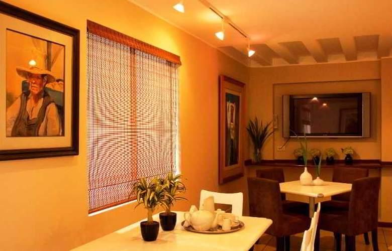 Park Suites - Restaurant - 8